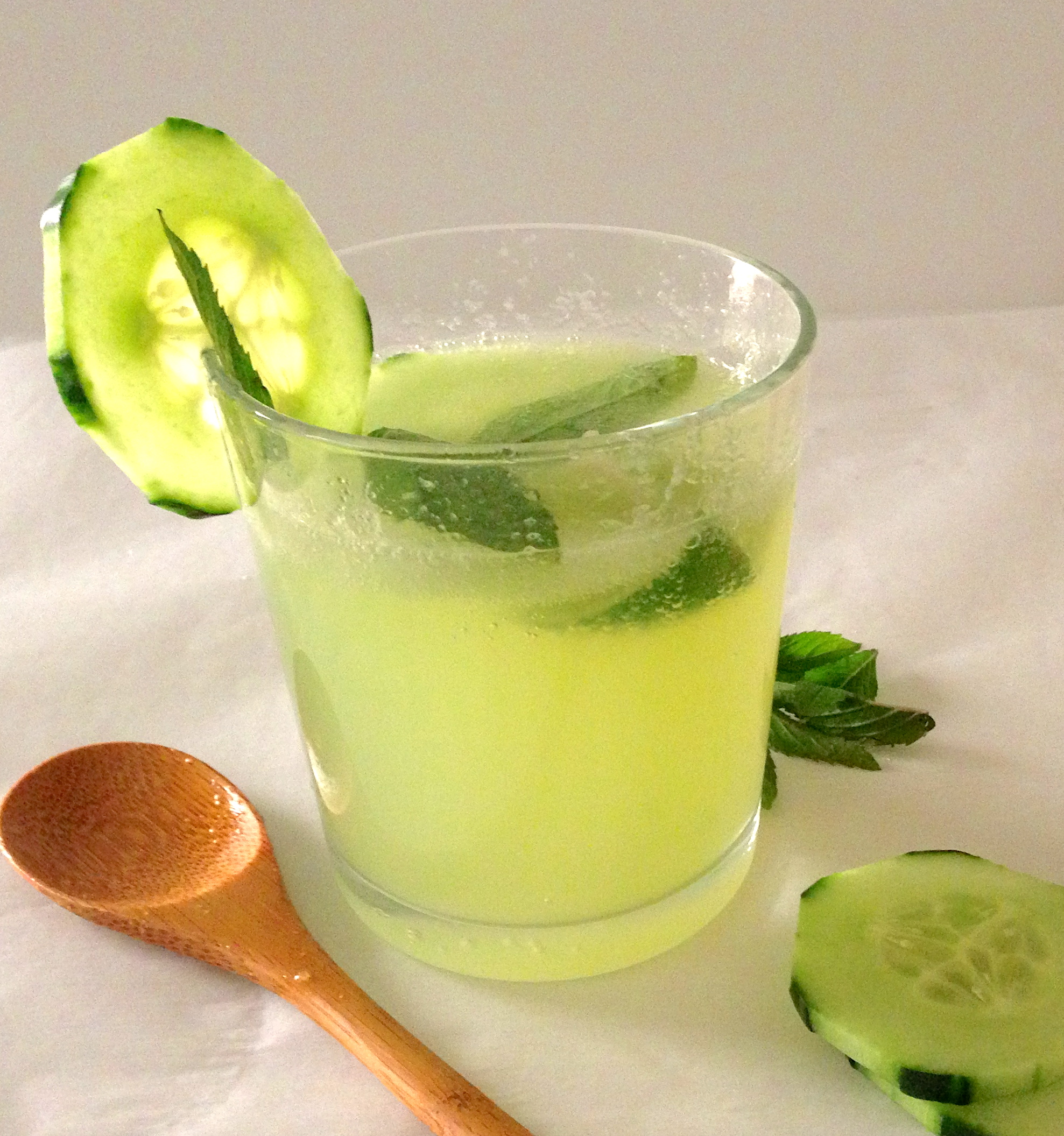 Cucumber Cooler | The Bedford Inspiration - Kitchen Nomad